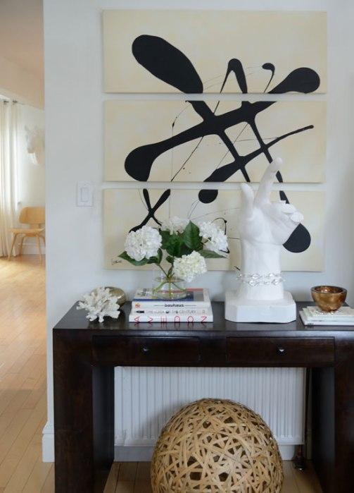 Foyer Remodel | Interior Designer Toronto
